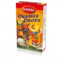 SANAL ORANGE vitamínový drops s pomerančem 45 g DOPRODEJ