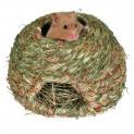 Pelíšek - travní hnízdo VELKÉ pro myši, křečky 16cm TRIXIE