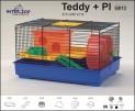 Klec TEDDY I, s plast.domkem a tubou 320x220x290mm