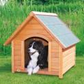 Bouda pro psa, dřevěná, M 77x82x88cm TRIXIE