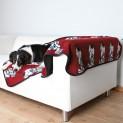 :Flaušová deka BENNY (Doggy) 150x100cm
