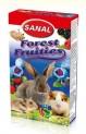 SANAL FOREST FRUITIES - křupky s lesními plody 45g DOPRODEJ