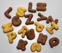 ALPHABET MIX - směs sušenek abeceda 1 kg