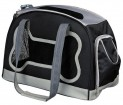 :Cestovní taška BELLINO vz.kost,černo/šed.24x30x42cmDOPRODEJ