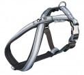 :Postroj Softline DOG PRINCE M 45-76cm/25mm šedo-bílýDOPRODE