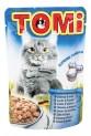 TOMI kapsička losos a pstruh pro kočky 100 g