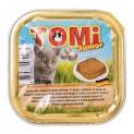 TOMI alu paštika JUNIOR pro koťata 100 g