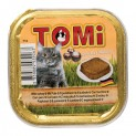 TOMI alu paštika krůta pro kočky 100 g