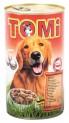 TOMI konzerva s hovězím pro psy 1200 g