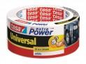 Opravná páska Extra Power Universal, textilné, silne lepivá, biela, 25m x 50mm Tesa 56388-00002-05