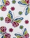 Detský koberec Kids 410 white 80 x 150 cm