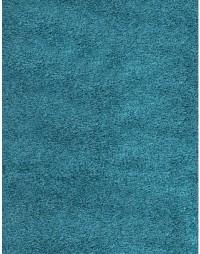 Fotogalerie: Kusový koberec Dream Shaggy 4000 tyrkys 200 x 290 cm
