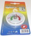 Teploměr chladničkový kulatý 5250203