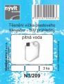 Těsnění kanystru plast na pitnou vodu - 3 ks 4640336