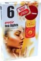 Svíčka čajová 6 ks-erotic 3950358
