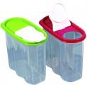 Dóza 1.7 l dávkovací plast 490632