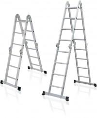 Fotogaléria: Univerzálny kĺbový rebrík S plošinou