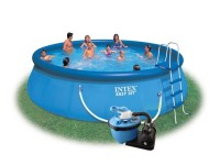 Fotogalerie: Bazén Marimex Tampa 4,57 x 1,22 m KOMPLET, bohaté príslušenstvo