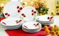 Souprava jídelní vlčí mák 18 dílna 4052215