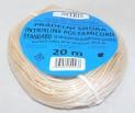 Šňůra na prádlo 2,5 mm/20 m silonové lanko 2690004