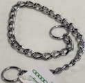Řetěz - obojek stahovací 3,0mm/50cm 4460053