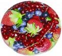 Víčko Twist 66 mm 10 ks dekor ovoce 4730213
