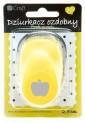 dpCraft Dekoračné dierovač 2,5cm - jablko, (JCDZ110-033)
