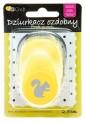 dpCraft Dekoračné dierovač 2,5cm - veverička, (JCDZ110-348)