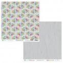dpCraft Obojstranný papier 30,5 x 30,5 cm - Floral Market 02, 5 ks, (PYDU-014-P02)