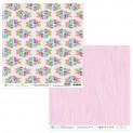 dpCraft Obojstranný papier 30,5 x 30,5 cm - Floral Market 04, 5 ks, (PYDU-014-P04)