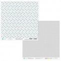 dpCraft Obojstranný papier 30,5 x 30,5 cm - Floral Market 05, 5 ks, (PYDU-014-P05)