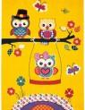 Detský koberec Kiddy 20740/75 80 x 150 cm
