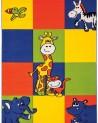 Detský koberec Kiddy 307/052 80 x 150 cm