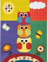 Detský koberec Kiddy 633/110 120 x 170 cm