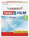tesafilm Crystal, číra kancelárska páska, v krabičke, 33m x 19mm 57928-00000-01