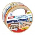 tesa Obojstranná kobercová páska, extra silno lepiace, biela, 5m x 50mm 05670-00001-00