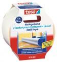 tesa Obojstranná kobercová páska, odstrániteľná s výstuhou, biela, 5m x 50mm 55729-00026-00