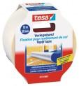 tesa Obojstranná kobercová páska, odstrániteľná s výstuhou, biela, 10m x 50mm 55731-00021-00