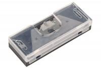 Fotogalerie: Wolfcraft 5 Profi trapézových čepieľok 0,65mm / Box 4186000