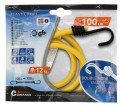 Upínač pružný DOUBLE HOOK 10mm 100cm TÜV GS 02192