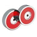 Úchytka červená RAL 3000 Trend-i BEMETA