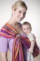 Šatka na nosenie detí Ring Sling Lollipop 210