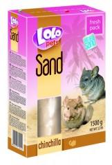 Fotogalerie: LOLO písek pro činčily v krabičce 1500 g