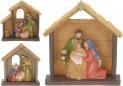 Betlém vánoční 13x11 cm 4261909