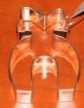 Vykrajovačka podkova s mašlí 1520156
