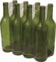 Láhev na víno 0,75 l oliva 1880395