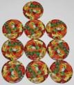 Víčko Twist 66 mm 10 ks dekor 3710009