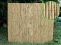 Bambusové tyče, ploty