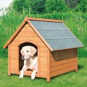 Venkovní boudy, stany, průchozí dvířka