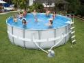 Bazény s kartušovou filtráciou